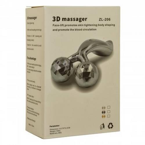 3D массажер ZL 206 оптом
