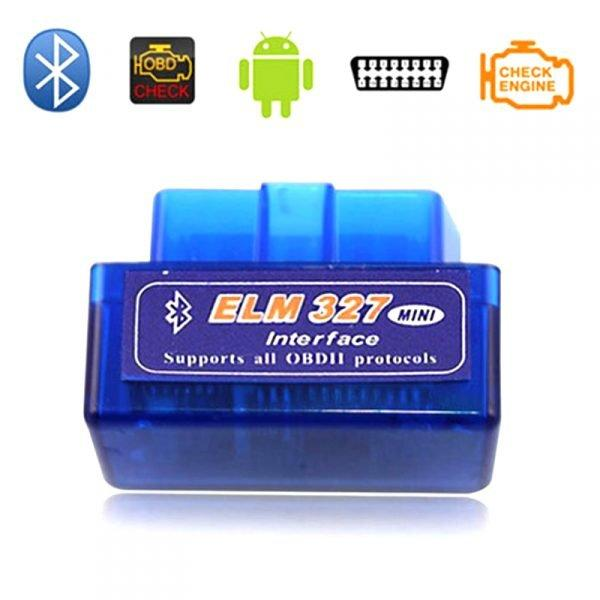 Автосканер bluetooth ELM 327 оптом