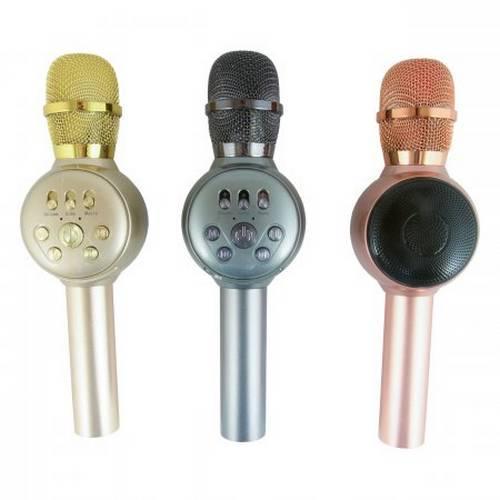 Беспроводной караоке микрофон MD-02 оптом