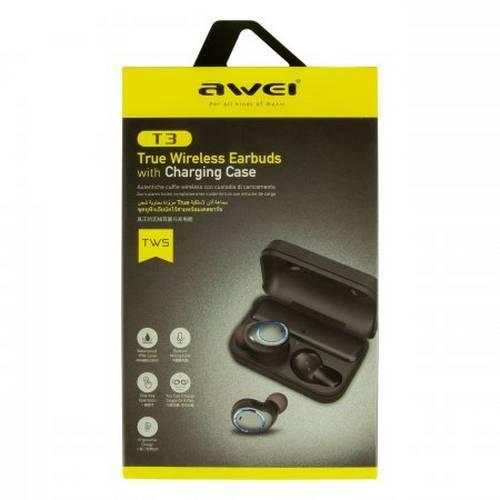 Беспроводные наушники Awei T3 оптом
