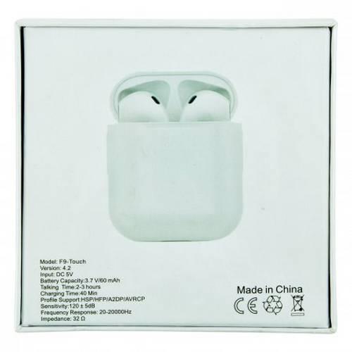 Беспроводные наушники F9-Touch TWS оптом