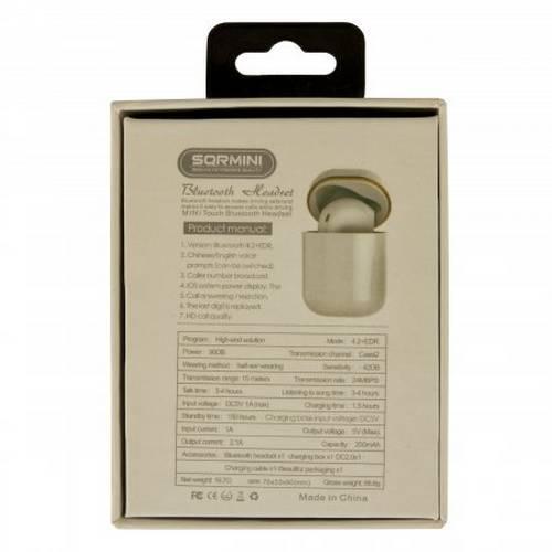 Беспроводные наушники mini i8x оптом