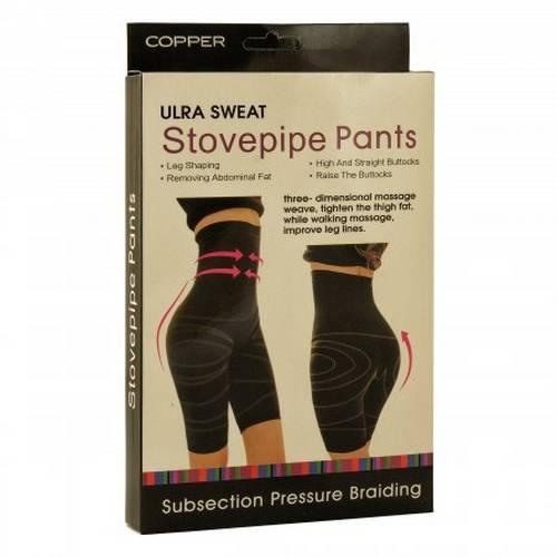 Бриджи для похудения Ultra Sweat Stovepipe Pants оптом
