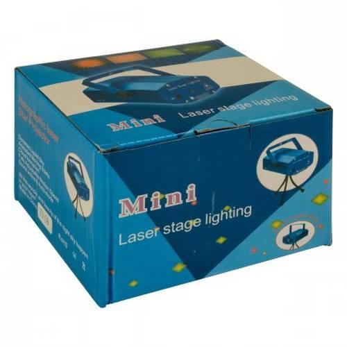 Лазерный проектор Mini Laser Stage Lighting оптом