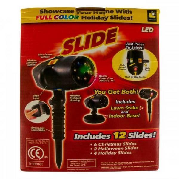 Лазерный проектор Slide оптом