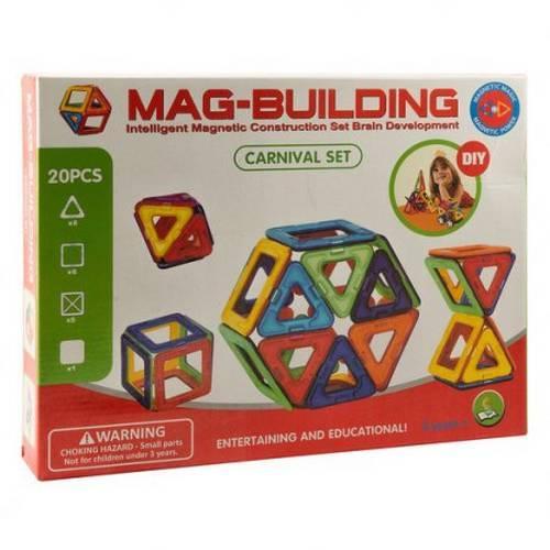 Mag Building 20 деталей оптом