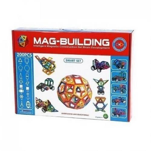 Mag Building 200 деталей оптом