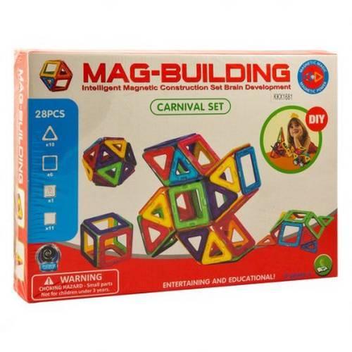 Mag Building 28 деталей оптом