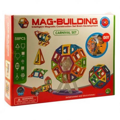 Mag Building 58 деталей оптом