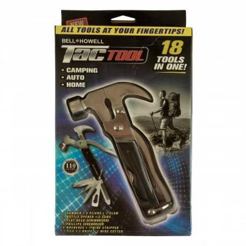 Молоток-гвоздодер Tac Tool оптом