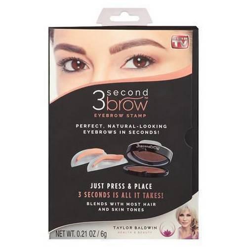 Набор для штампа бровей Second 3 brow оптом