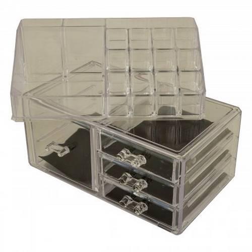Органайзер для косметики Cosmetic storage box (4 ящика) оптом