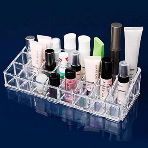 Органайзер для косметики Lipstick Shelf оптом