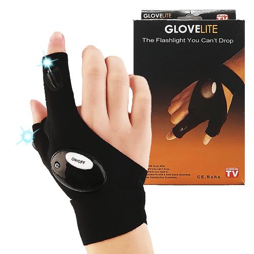 Перчатка-фонарик Glove Lite оптом