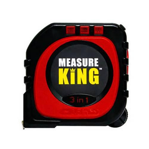 Рулетка Measure King 3 в 1 оптом