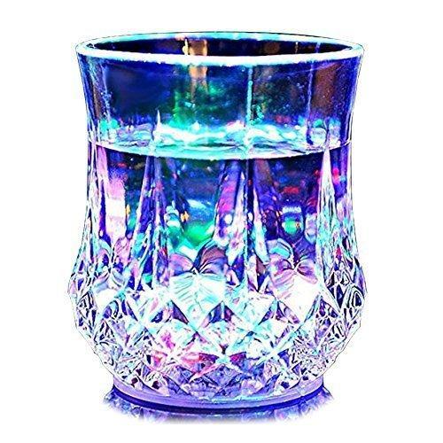 Светящийся стакан Inductive RainBow Color Cup оптом