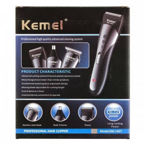 Триммер Kemei KM-1407 оптом