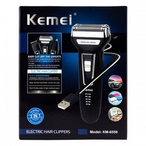 Триммер Kemei KM-6559 оптом