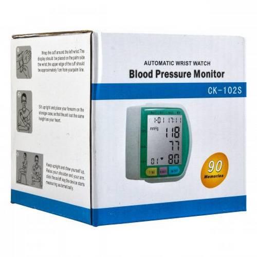 Цифровой тонометр Blood Pressure Monitor CK-102S оптом