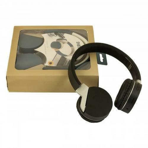 Беспроводные наушники-гарнитура Wireless Headphone SY-BT1606 оптом