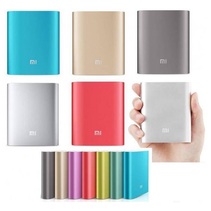 Xiaomi Power Bank 10400 mAh оптом