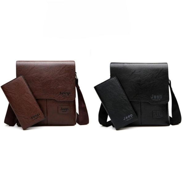 Набор сумка и портмоне Jeep Buluo оптом