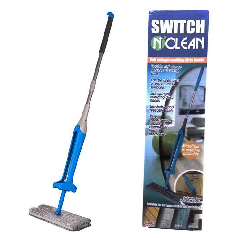 Самоотжимающаяся швабра Switch N Clean оптом
