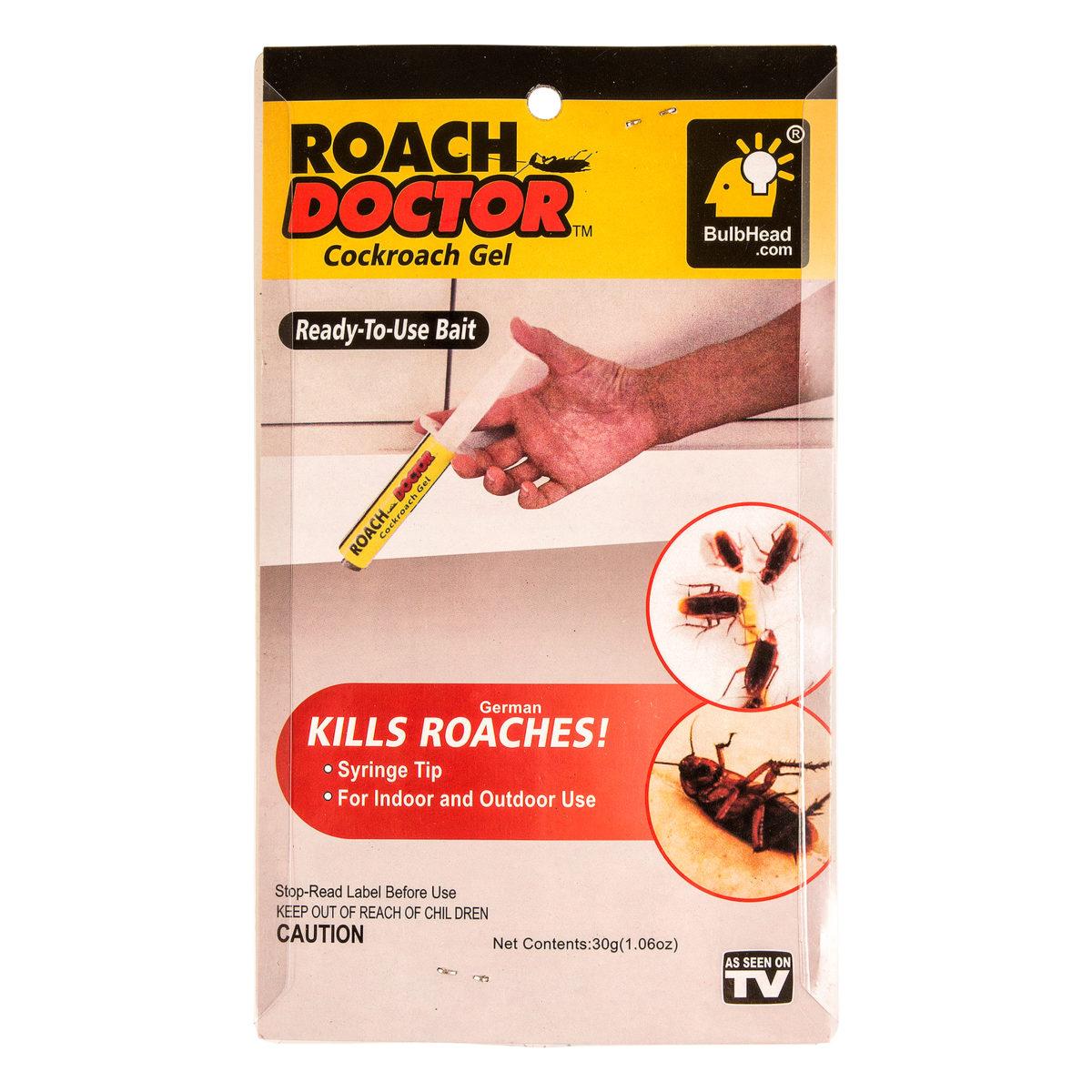 Тараканья приманка Roach Doctor во Львове