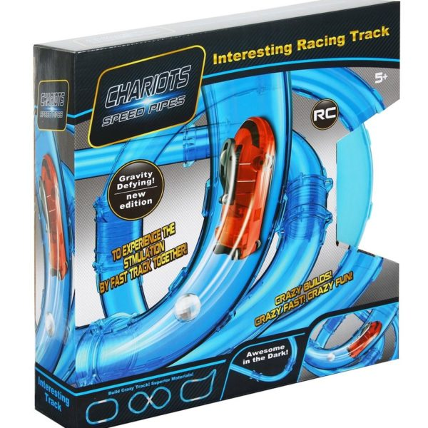 Трубопроводные гонки Chariots Speed Pipes 27 деталей оптом