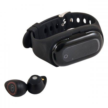 Smart Bracelet М1 с наушниками TWS BT 5.0 оптом