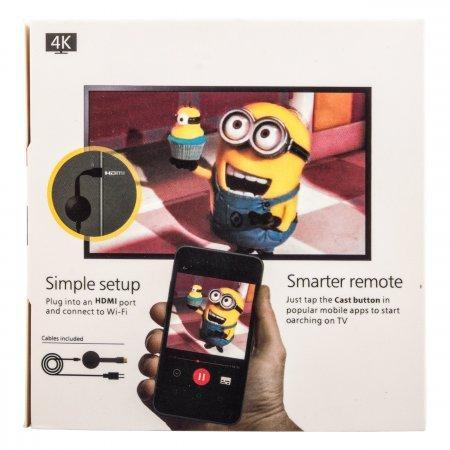 4K медиаплеер Google Chromecast оптом