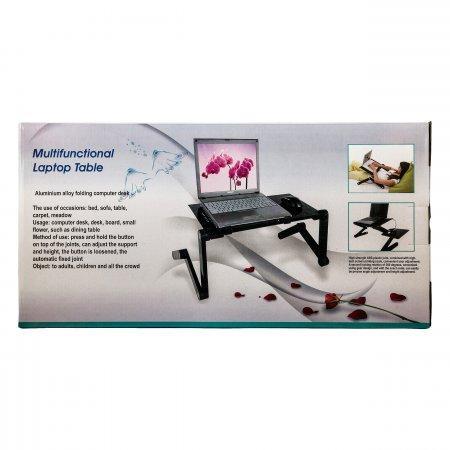 Столик трансформер для ноутбука Multifunctional Laptop Table оптом