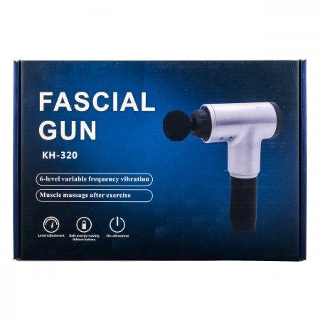 Fascial Gun KH-320 мышечный массажер оптом