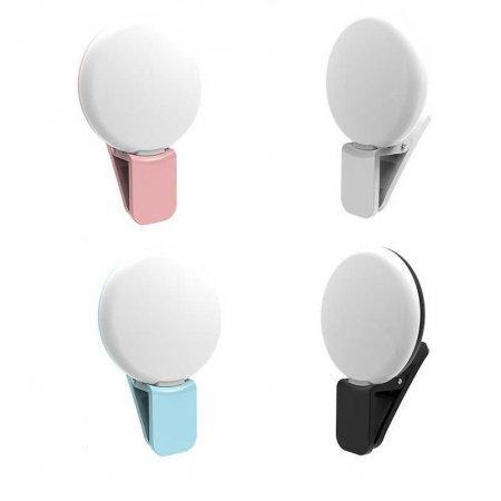 RK-17 лампа-клипса для селфи оптом