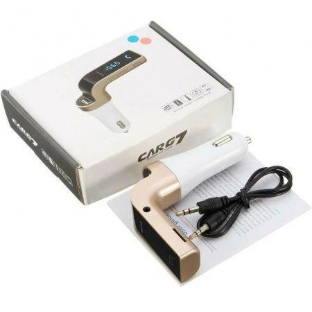 Bluetooth Car G7 FM модулятор оптом
