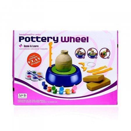 Pottery Wheel гончарный набор оптом