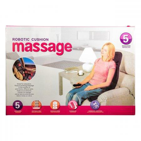 Robotic Cushion Massage 5 массажная накидка оптом