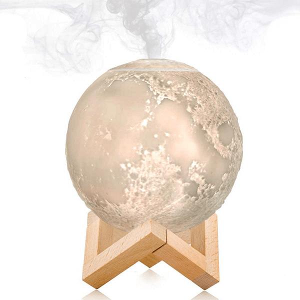 Светильник увлажнитель Луна оптом