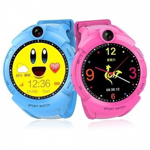 Q610 Smart Baby Watch Детские умные часы c GPS трекером