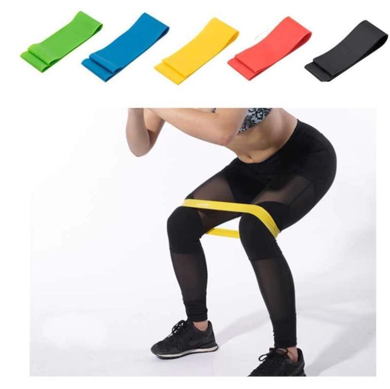 Exercise Resistance Belt Фитнес резинки оптом